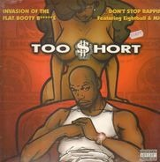 Too Short - Invasion Of The Flat Booty Bitches