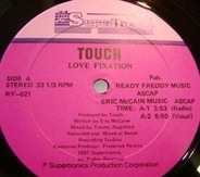 Touch - Love Fixation