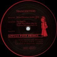 Trancesetters - The Search / Drive (Remixes) *TEST PRESSING*