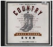 Travis Tritt, Little Texas a.o. - Country Jukebox Dance Record Volume One