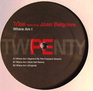 Tribe Featuring Joan Belgrave - Where AM I