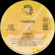Trinere - Games / No Matter What The Weather