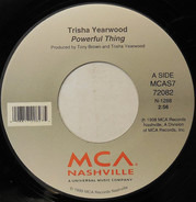Trisha Yearwood - Powerful Thing