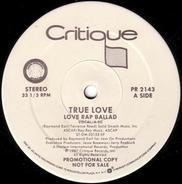 True Love - Love Rap Ballad