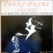 Tubby Hayes - Live 1969