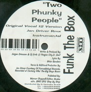 Two Phunky People - Funk the Box