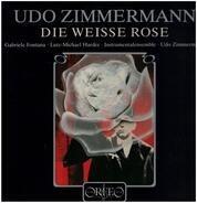U. Zimmermann - Weisse Rose