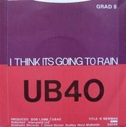 Ub40 - I Think Its Going To Rain Today / My Way Of Thinking