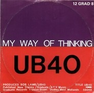 Ub40 - My Way Of Thinking