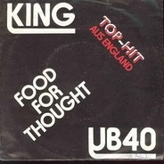 Ub40 - King / Food For Thought