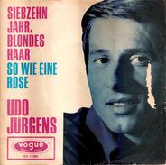 Udo Jürgens - Siebzehn Jahr, Blondes Haar