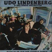 Udo Lindenberg Und Das Panikorchester - Alles Klar auf der Andrea Doria