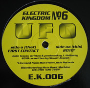 Ufo - First Contact / 2010