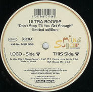 Ultra Boogie - Don't Stop 'Til You Get Enough