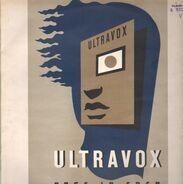 Ultravox - Rage in Eden