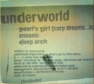 Underworld - Pearl's Girl (Carp Dreams... Koi)