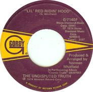 Undisputed Truth - Lil' Red Riding Hood