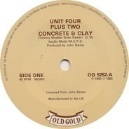 Unit Four Plus Tow / Hedgehoppers Anonymous - Concrete & Clay / It's Good News Week