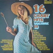 Hit compilation - 16 Chart Hits Volume 19