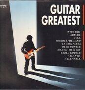 Apache, Hunter, a.o. - Guitar Greatest