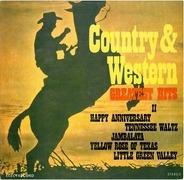 Pee Wee King, Hank Williams,.. - Country & Western Greatest Hits II