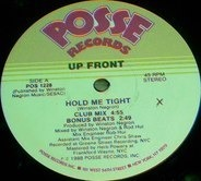 Up Front - Hold Me Tight