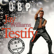Urban Blues Project Presents Jay Williams - Testify
