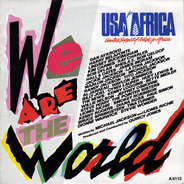 USA For Africa - We Are The World / Grace