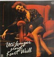 Ute Lemper - Ute Lemper Singt Kurt Weil