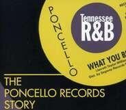 Arthur Adams, Levert Allison a.o. - Poncello Records Story
