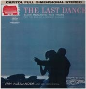 Van Alexander And His Orchestra - The Last Dance