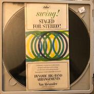 Van Alexander - Swing! Staged For Stereo