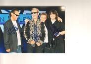 Van Halen - Van Halen signed foto
