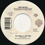 Van Halen - You Really Got Me / Dance The Night Away