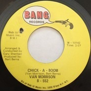 Van Morrison - Chick-A-Boom / Ro Ro Rosey