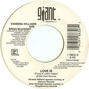 Vanessa Williams And Brian McKnight - Love Is