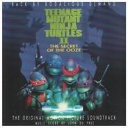 Vanilla Ice / Spunkadelic / Fifth Platoon a.o. - Teenage Mutant Ninja Turtles II: The Secret Of The Ooze (The Original Motion Picture Soundtrack)