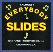 Sonny Landreth,Roy Rogers,Danny Gatton, u.a - (Almost) Everybody Slides