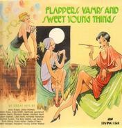 Various [Jane Green, Libby Holman, Helen Kane a.o.] - Flappers, Vamps And Sweet Young ThingsJazz
