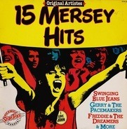 The Premiers, Gerry & The Pacemakers, The Troggs a.o. - 15 Mersey Hits