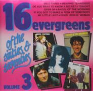 Troggs / Rubettes - 16 Evergreens Of The Sixties & Seventies Volume 3