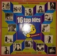 John Cougar, Depeche Mode, a.o. - 16 Top Hits - November/Dezember 82