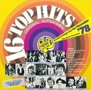 Boney M. / Pussycat / Tony Marshall - 16 Top Hits - Aktuellste Schlager Aus Den Hitparaden November / Dezember '78