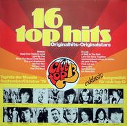 Amii Stewart, Dschinghis Khan, Boney M, a. o. - 16 Top Hits - Tophits Der Monate September/Oktober '79