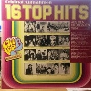 Charts Sampler - 16 Top Hits Juli / August 1984