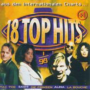 Various - 18 Top Hits Aus Den Charts 1/98