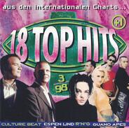 Various - 18 Top Hits Aus Den Internationalen Charts 3/98