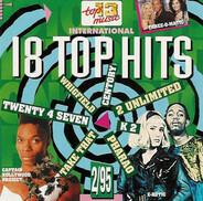 Various - 18 Top Hits International 2/95