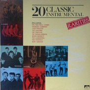 The Cannons / The Packabeats / The Flintstones a.o. - 20 Classic Instrumental Rarities