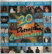 Mary Wells, Edwin Starr, Kim Weston, a.o. - 20 Detroit chartbusters